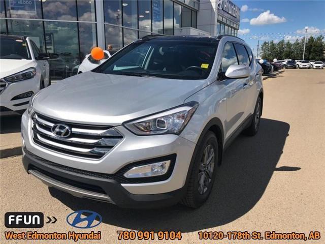 2015 Hyundai Santa Fe Sport  (Stk: 87658A) in Edmonton - Image 2 of 24