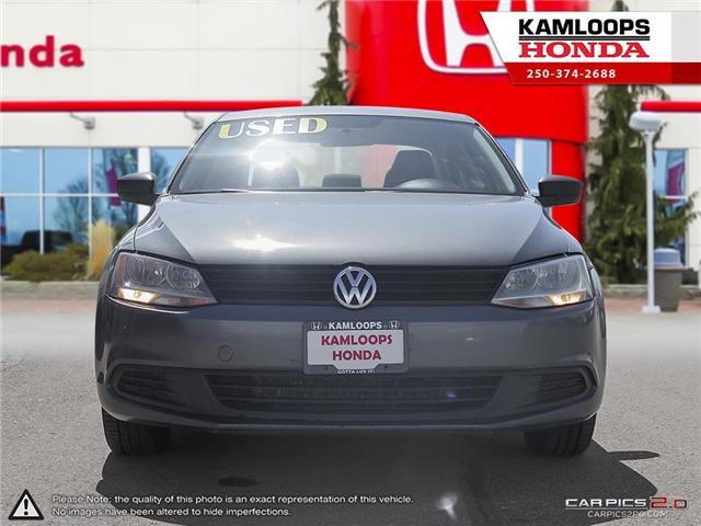 2013 Volkswagen Jetta 2.0L Trendline (Stk: 13883B) in Kamloops - Image 2 of 25