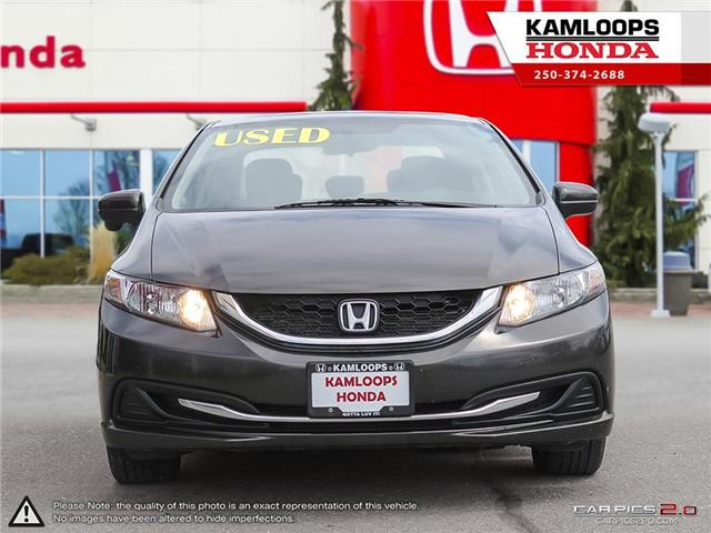2014 Honda Civic EX (Stk: 13934A) in Kamloops - Image 2 of 25