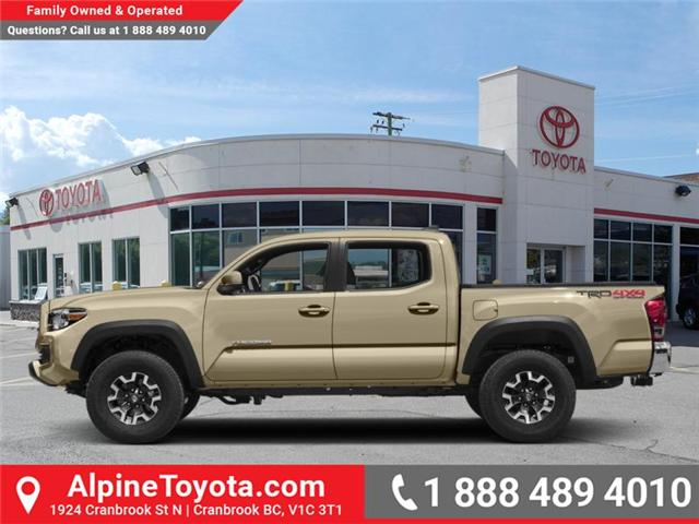 2018 Toyota Tacoma TRD Off Road (Stk: X150309) in Cranbrook - Image 1 of 1