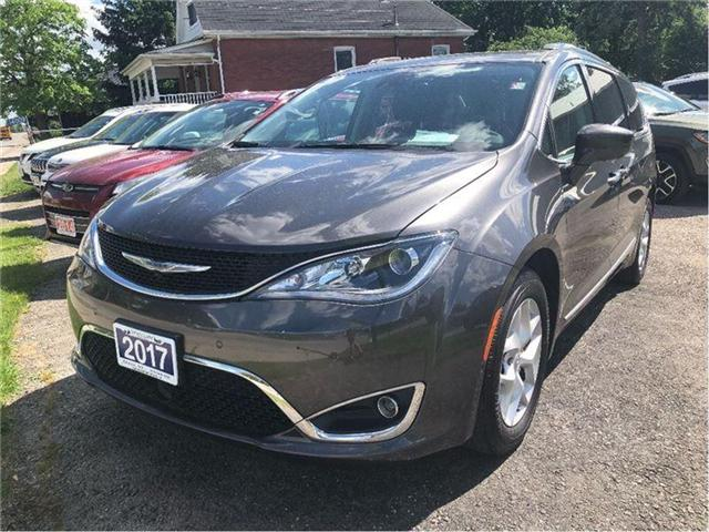 2017 Chrysler Pacifica Touring-L Plus (Stk: 2C4RC1) in Belmont - Image 2 of 24