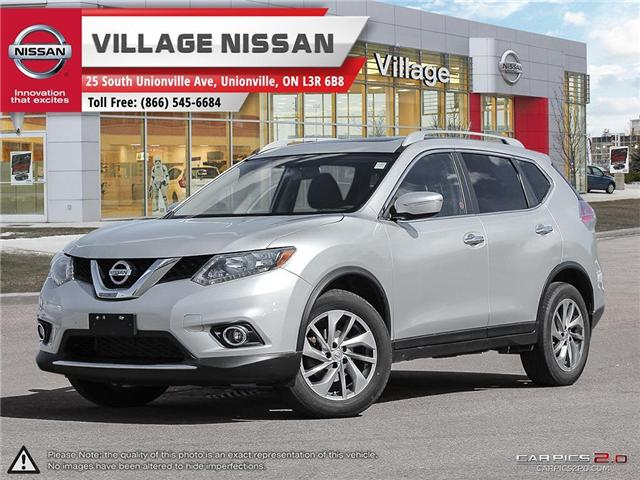 2014 Nissan Rogue SL (Stk: P2660) in Unionville - Image 1 of 28