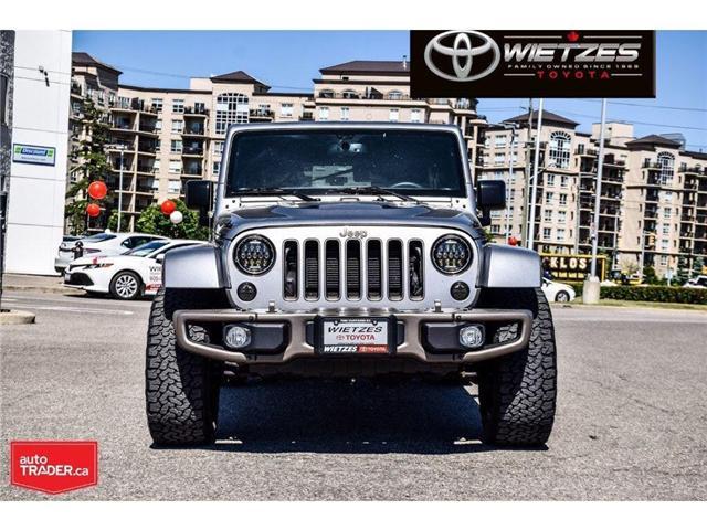 2017 Jeep Wrangler Unlimited  (Stk: U1819) in Vaughan - Image 2 of 23