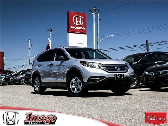 2014 Honda CR-V LX (Stk: 8R271A) in Hamilton - Image 1 of 16