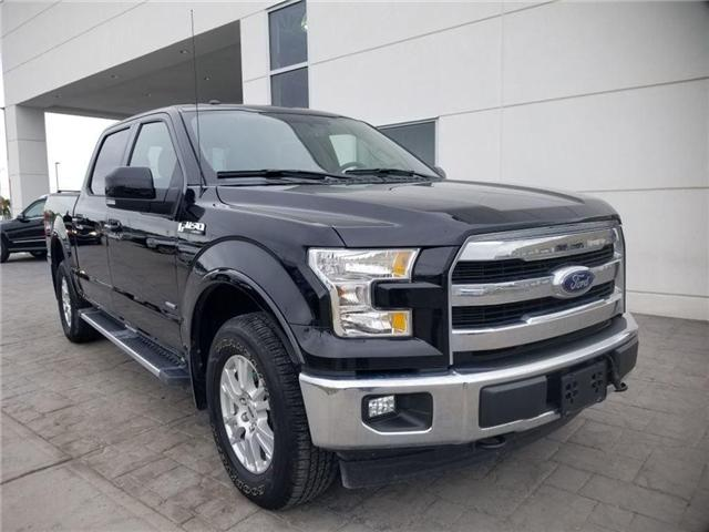 2017 Ford F-150 Lariat (Stk: 6190034A) in Calgary - Image 1 of 30