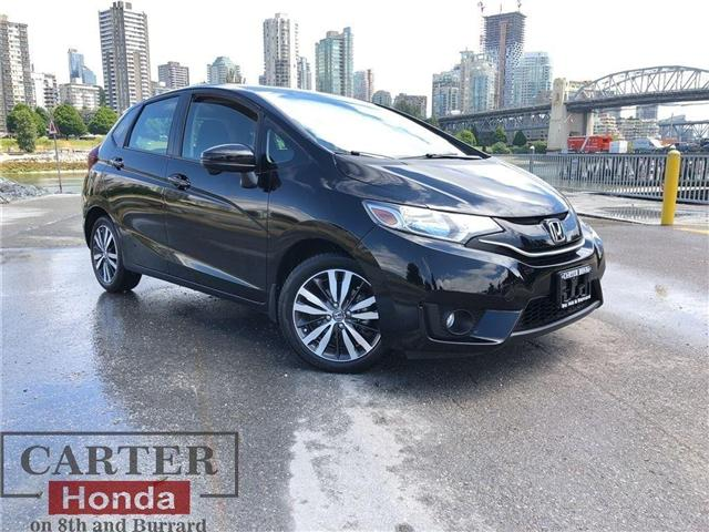 2016 Honda Fit EX (Stk: B26470) in Vancouver - Image 1 of 27
