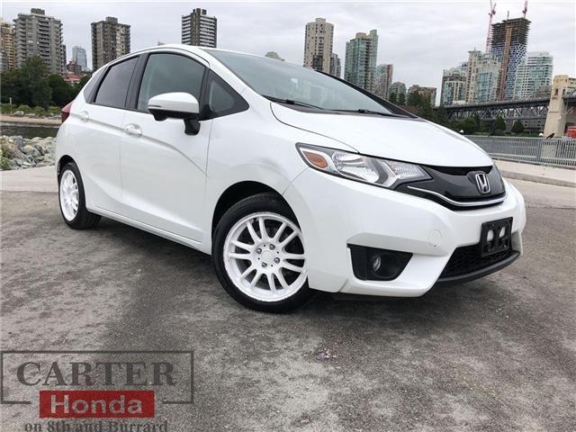 2015 Honda Fit  (Stk: FJ01181) in Vancouver - Image 1 of 29