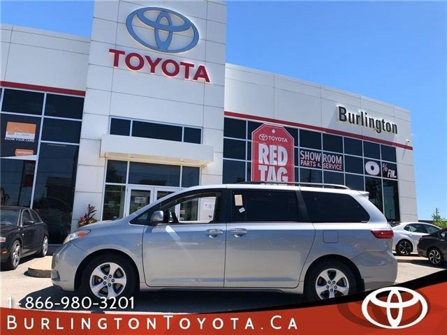 2016 Toyota Sienna LE (Stk: U10284) in Burlington - Image 1 of 19