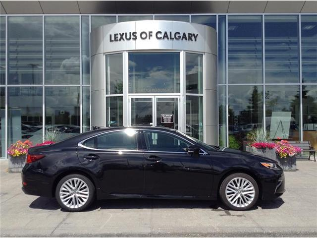 2017 Lexus ES 350 Base (Stk: 180535A) in Calgary - Image 1 of 15