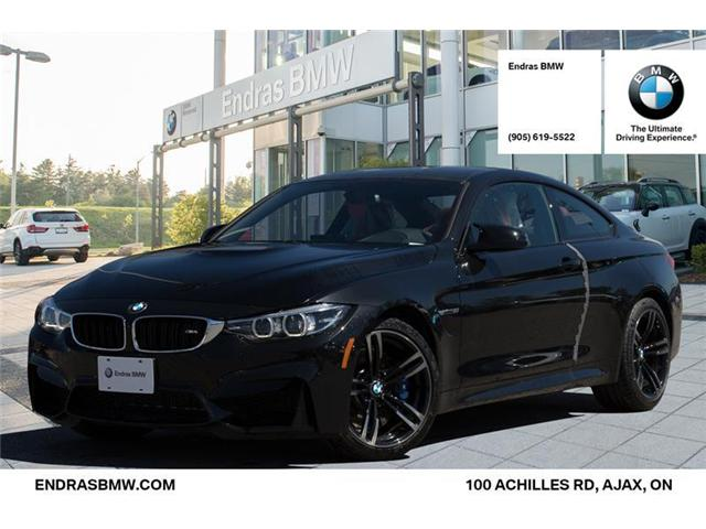 2018 BMW M4 Base (Stk: 40894) in Ajax - Image 1 of 22