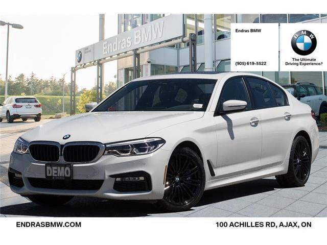 2018 BMW 540 i xDrive (Stk: 52241) in Ajax - Image 1 of 22