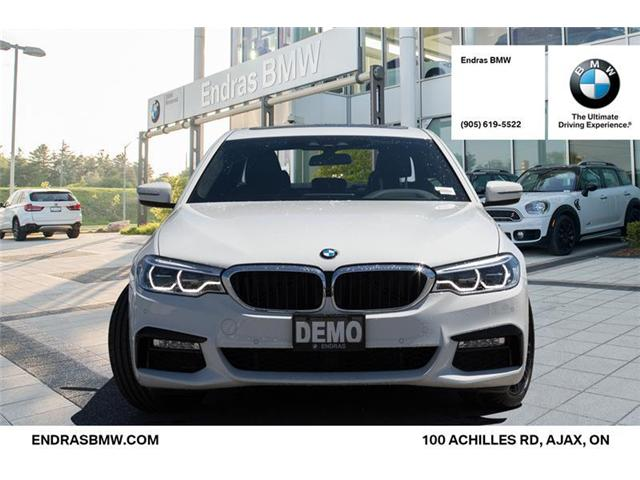 2018 BMW 540 i xDrive (Stk: 52241) in Ajax - Image 2 of 22