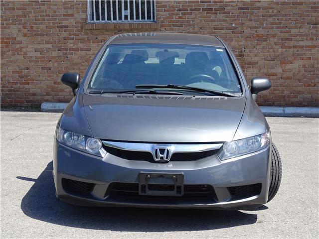 2010 Honda Civic DX (Stk: ) in Oshawa - Image 1 of 8