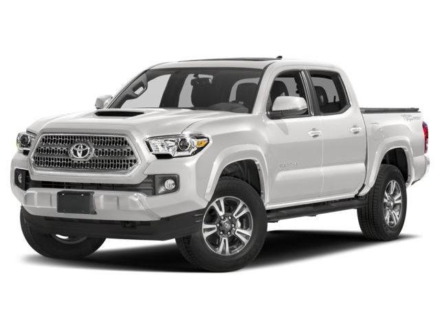 2018 Toyota Tacoma Limited V6 (Stk: 8TA736) in Georgetown - Image 1 of 9