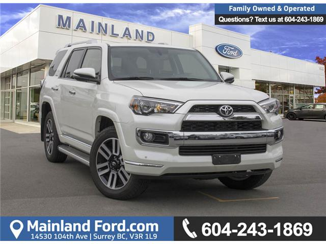 2017 Toyota 4Runner SR5 (Stk: 8F10370A) in Surrey - Image 1 of 26