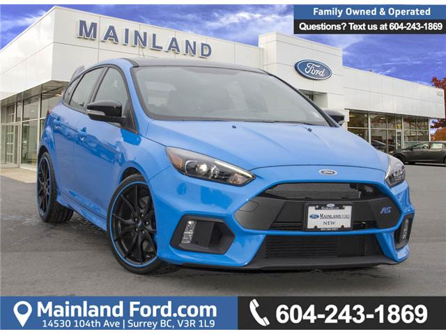 2018 Ford Focus RS Base (Stk: 8FO6949) in Surrey - Image 1 of 28