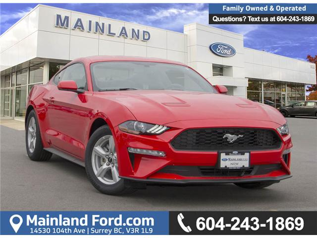 2018 Ford Mustang  (Stk: 8MU0619) in Surrey - Image 1 of 24
