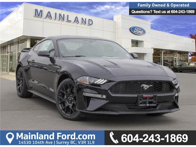 2018 Ford Mustang  (Stk: 8MU7845) in Surrey - Image 1 of 24