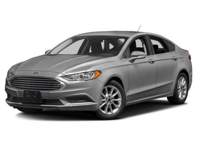 2018 Ford Fusion SE (Stk: 8231) in Wilkie - Image 1 of 9