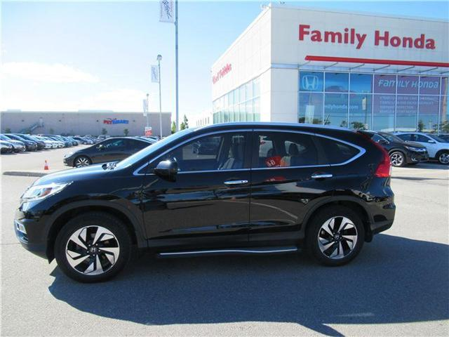 2015 Honda CR-V Touring, FULLY LOADED, WITH EXTRAS!! (Stk: 8501503A) in Brampton - Image 2 of 28