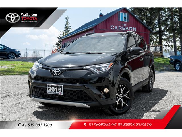 2016 Toyota RAV4 SE (Stk: P8106) in Walkerton - Image 1 of 24