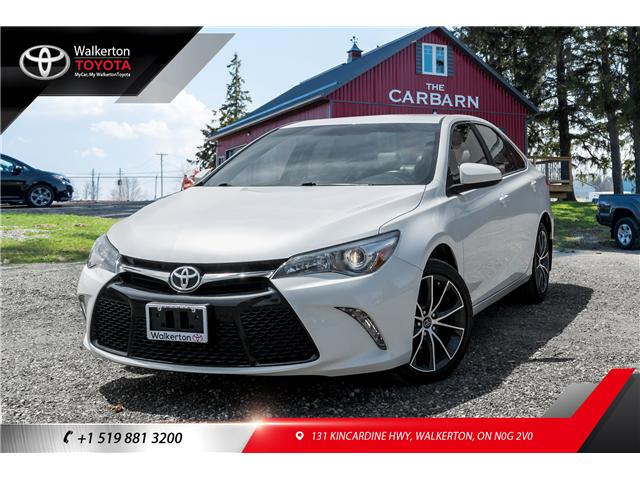 2016 Toyota Camry XSE (Stk: 18346A) in Kincardine - Image 1 of 20