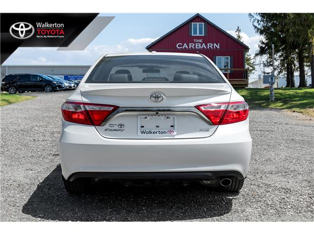 2016 Toyota Camry XSE (Stk: 18346A) in Walkerton - Image 5 of 20