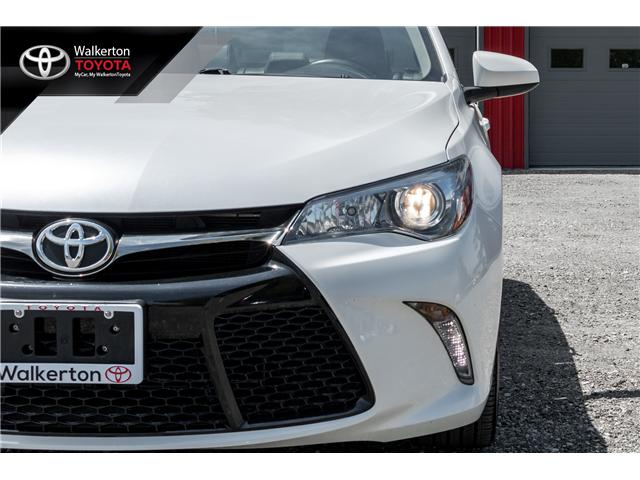 2016 Toyota Camry XSE (Stk: 18346A) in Walkerton - Image 8 of 20