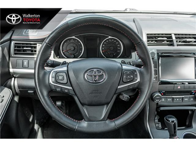 2016 Toyota Camry XSE (Stk: 18346A) in Walkerton - Image 13 of 20