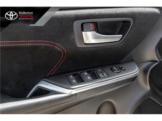 2016 Toyota Camry XSE (Stk: 18346A) in Walkerton - Image 15 of 20