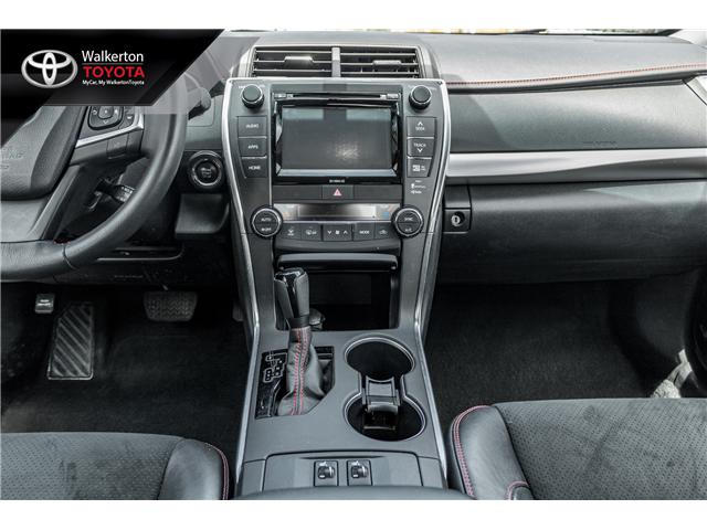 2016 Toyota Camry XSE (Stk: 18346A) in Walkerton - Image 17 of 20