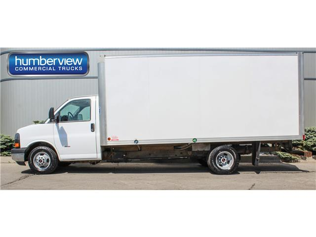 2014 GMC Savana Cutaway 3500 1SD (Stk: CTDR1768 DIESEL ) in Mississauga - Image 1 of 15