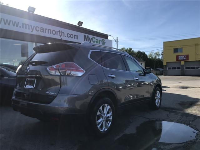 2015 Nissan Rogue SV (Stk: 180320) in Kingston - Image 2 of 11