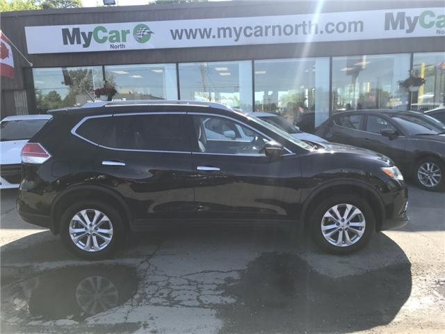 2014 Nissan Rogue SV (Stk: 180168) in North Bay - Image 1 of 15