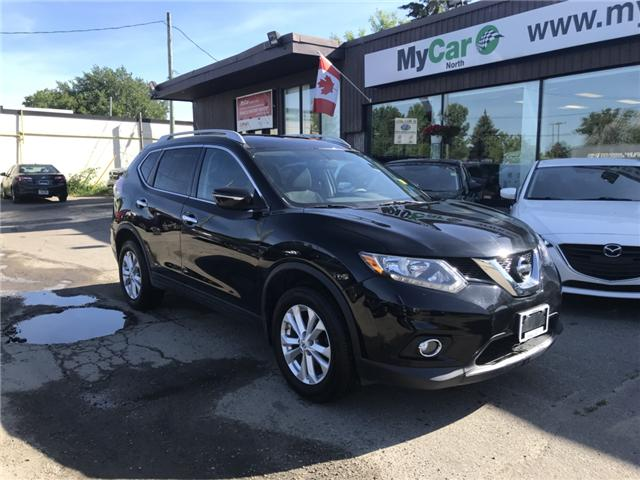 2014 Nissan Rogue SV (Stk: 180168) in North Bay - Image 2 of 15
