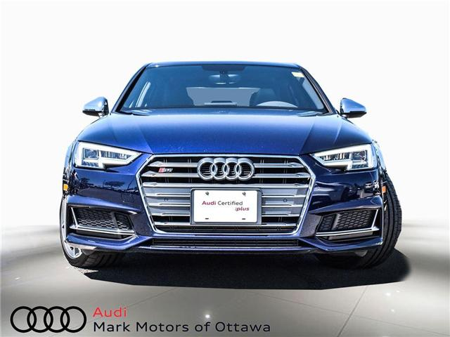 2018 Audi S4 3.0T Progressiv (Stk: 89934) in Nepean - Image 2 of 30