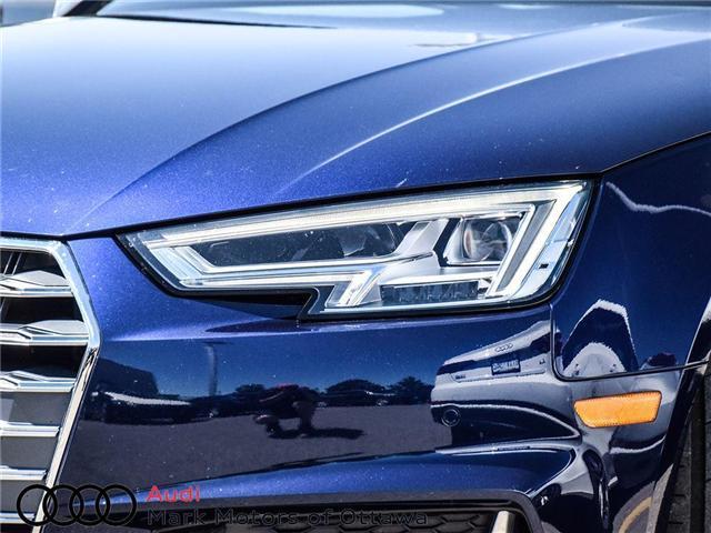 2018 Audi S4 3 0t Progressiv At 55500 For Sale In Nepean Audi Mark Motors Of Ottawa