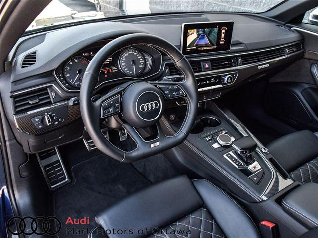 2018 Audi S4 3.0T Progressiv (Stk: 89934) in Nepean - Image 10 of 30