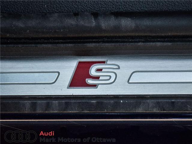 2018 Audi S4 3.0T Progressiv (Stk: 89934) in Nepean - Image 12 of 30