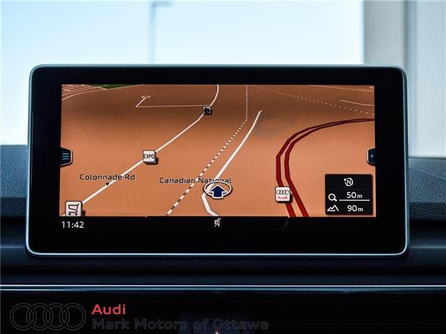 2018 Audi S4 3.0T Progressiv (Stk: 89934) in Nepean - Image 18 of 30