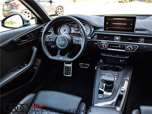 2018 Audi S4 3.0T Progressiv (Stk: 89934) in Nepean - Image 24 of 30