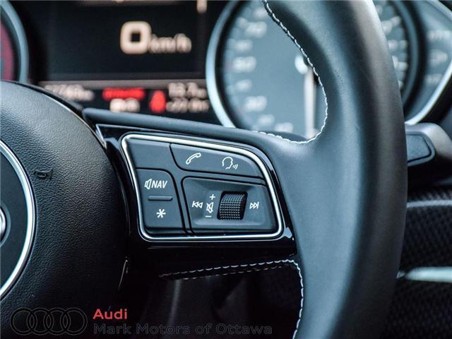2018 Audi S4 3.0T Progressiv (Stk: 89934) in Nepean - Image 26 of 30