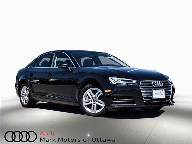 2017 Audi A4 2.0T Progressiv (Stk: 89583) in Nepean - Image 1 of 29