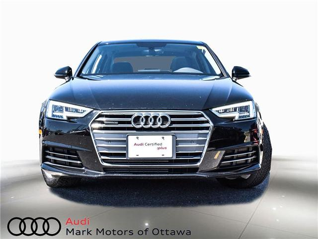 2017 Audi A4 2.0T Progressiv (Stk: 89583) in Nepean - Image 2 of 29
