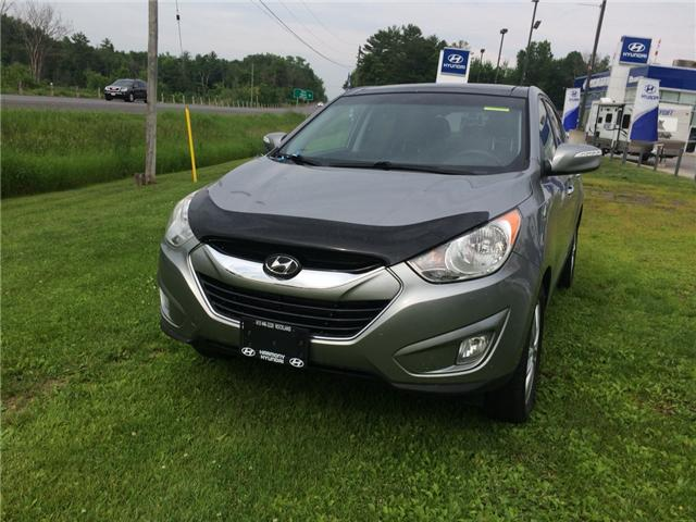 2013 Hyundai Tucson Limited (Stk: 17164A) in Rockland - Image 1 of 15
