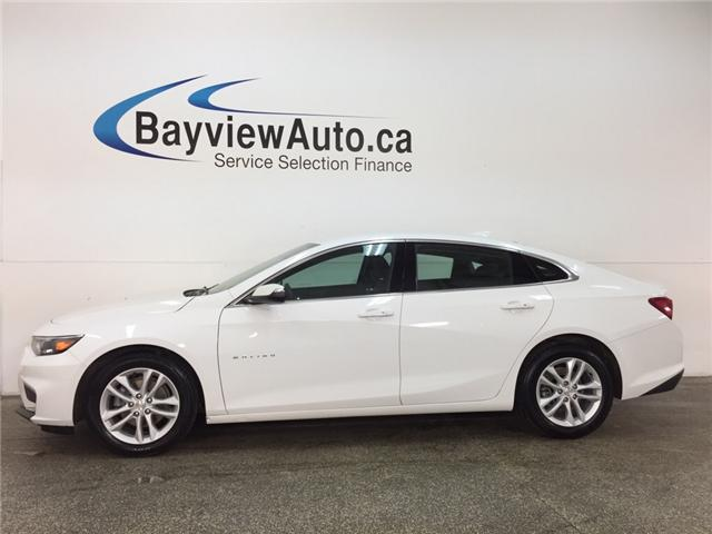 2018 Chevrolet Malibu LT (Stk: 33028EW) in Belleville - Image 1 of 27