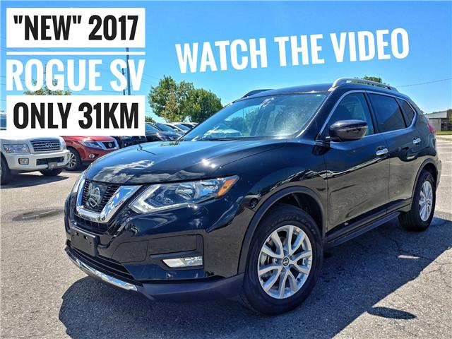 2017 Nissan Rogue SV (Stk: HC874486) in Cobourg - Image 1 of 37