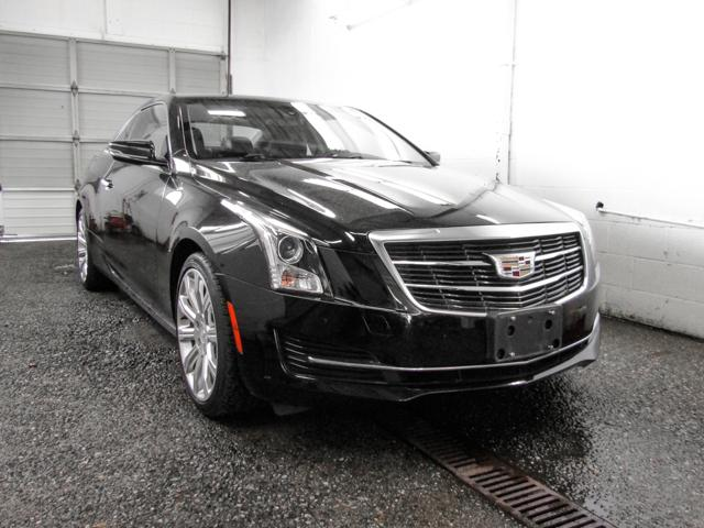2015 Cadillac ATS 2.0L Turbo (Stk: C5-28961) in Burnaby - Image 1 of 22