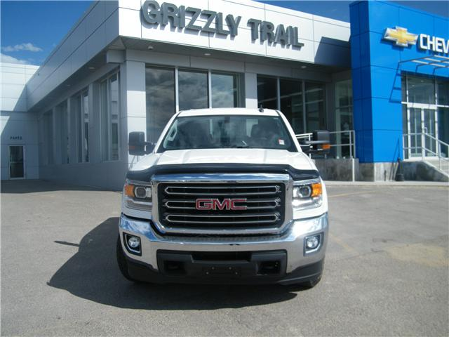 2018 GMC Sierra 2500HD SLE (Stk: 54744) in Barrhead - Image 2 of 21