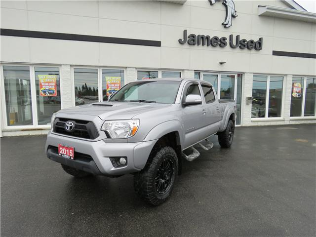 2015 Toyota Tacoma V6 (Stk: N18105A) in Timmins - Image 1 of 9